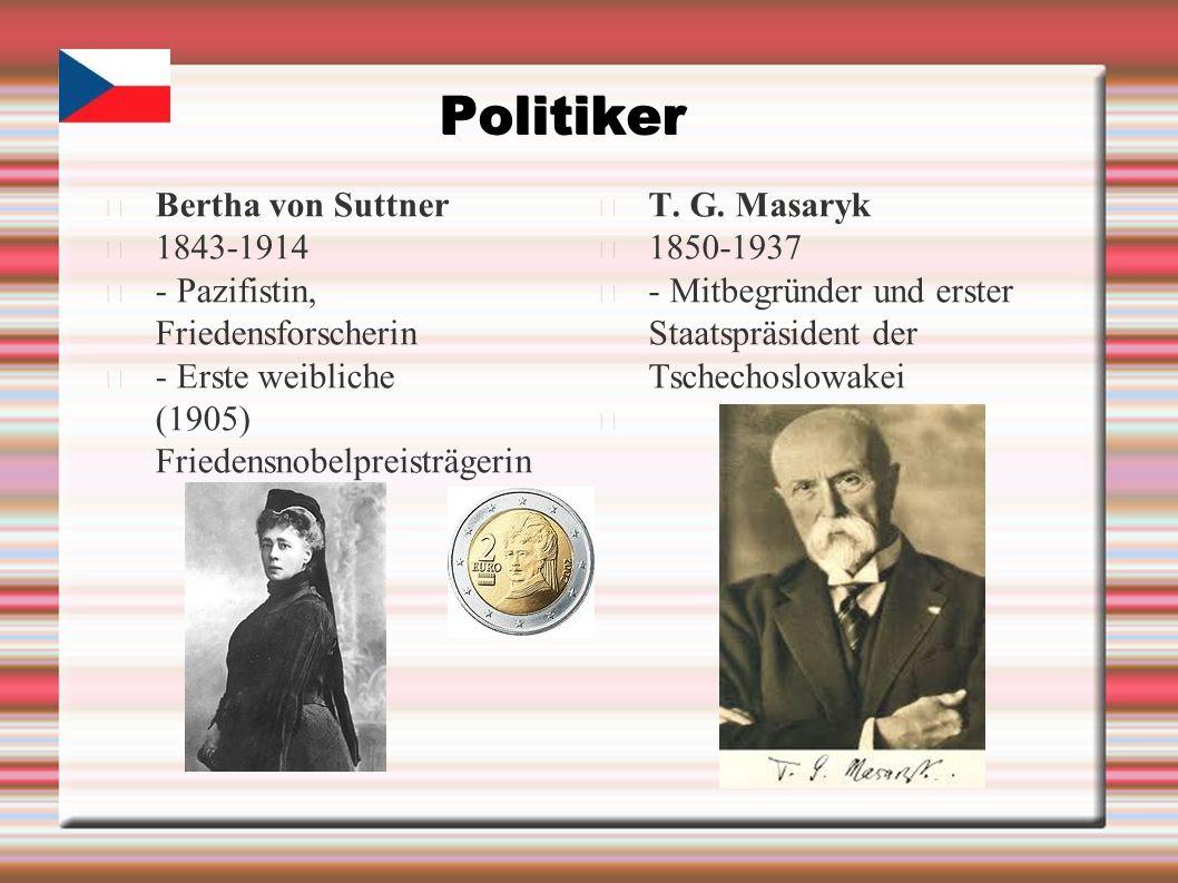 Politiker Bertha von Suttner 1843-1914 - Pazifistin, Friedensforscherin - Erste weibliche (1905) Friedensnobelpreisträgerin T.