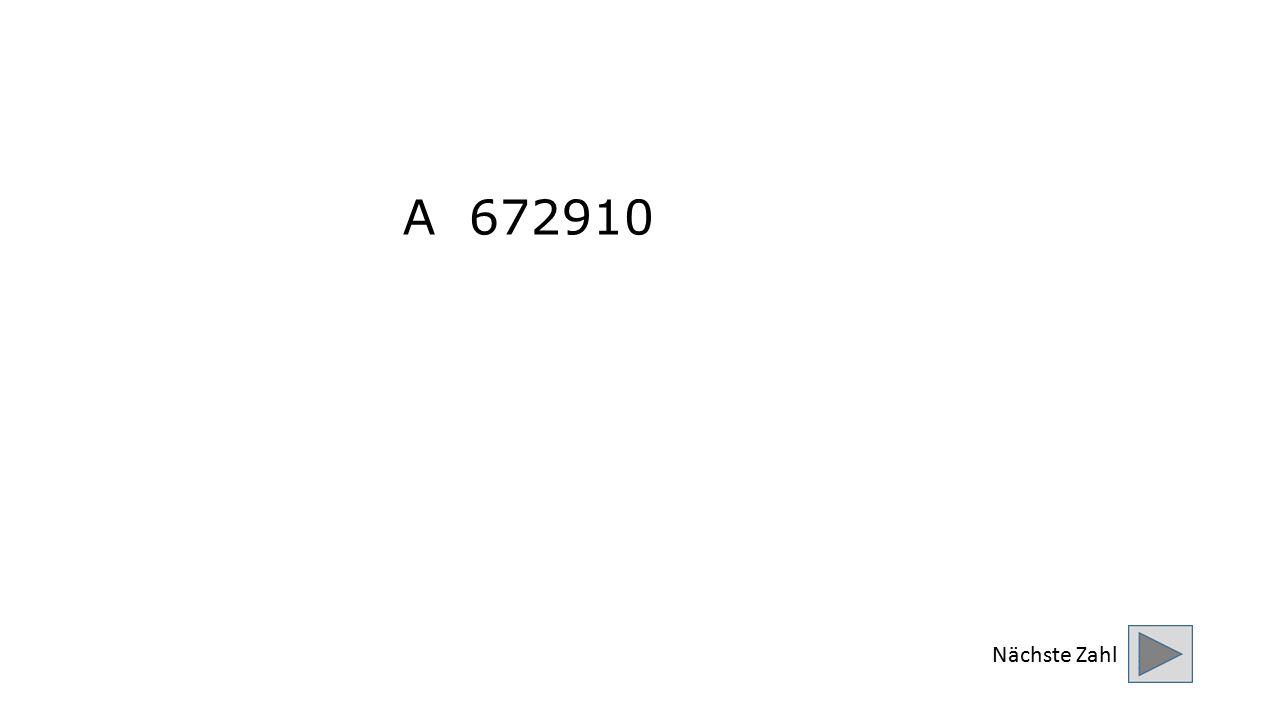 A 672910 Nächste Zahl