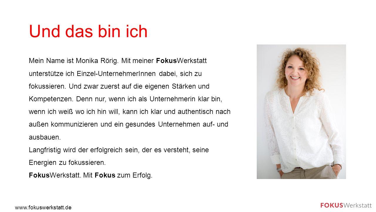Kontaktdaten www.fokuswerkstatt.de Brauchst du Unterstützung.