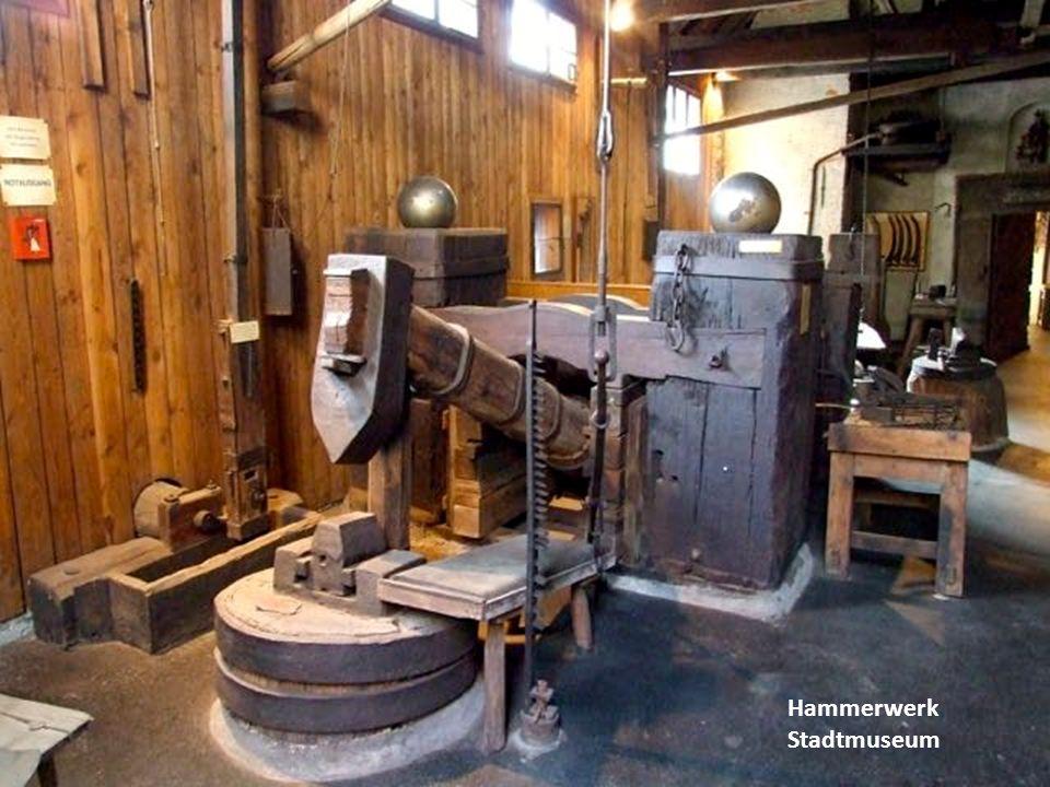 Hammerwerk Stadtmuseum