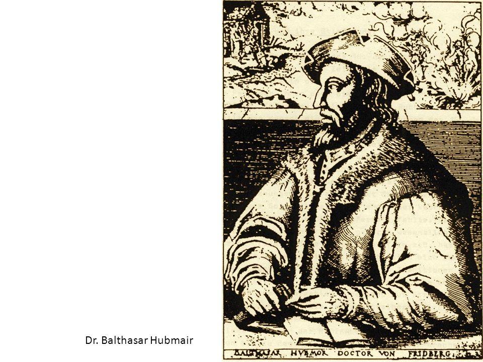Dr. Balthasar Hubmair