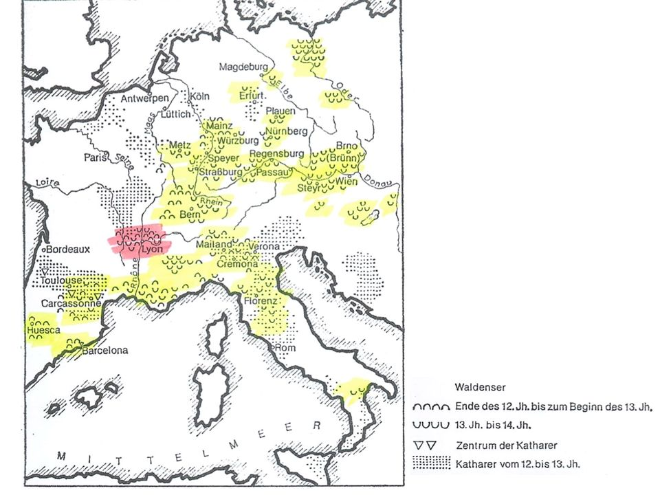 """""""Glaubenskämpfe 1627Hinrichtung von Madlseder u.a."""