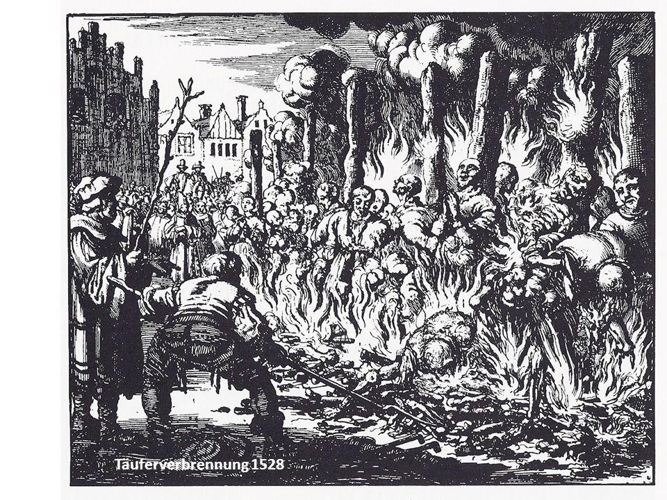 Täuferverbrennung 1528
