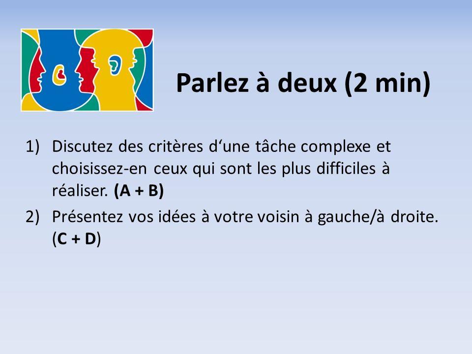 Differenzierungsmöglichkeiten (2/2) Verwendung von Coups de pouce: z.B.