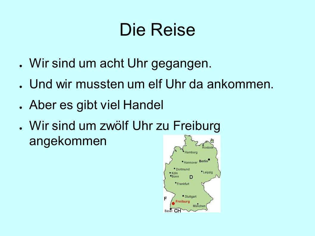 1.Freiburg Kathedrale ● Es ist ein gotischer Bau, im Zemtrum von der Stadt ● Sie wurde in drei Etappen gebaut ● Die erste began in Jahre 1120 ● Die zweite in Jahre 1210 ● Und die dritte schliesslich ● im Jahre 1230