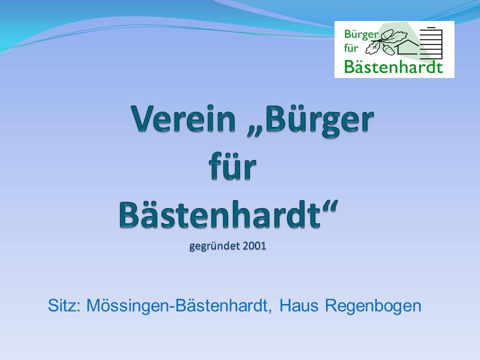 Sitz: Mössingen-Bästenhardt, Haus Regenbogen