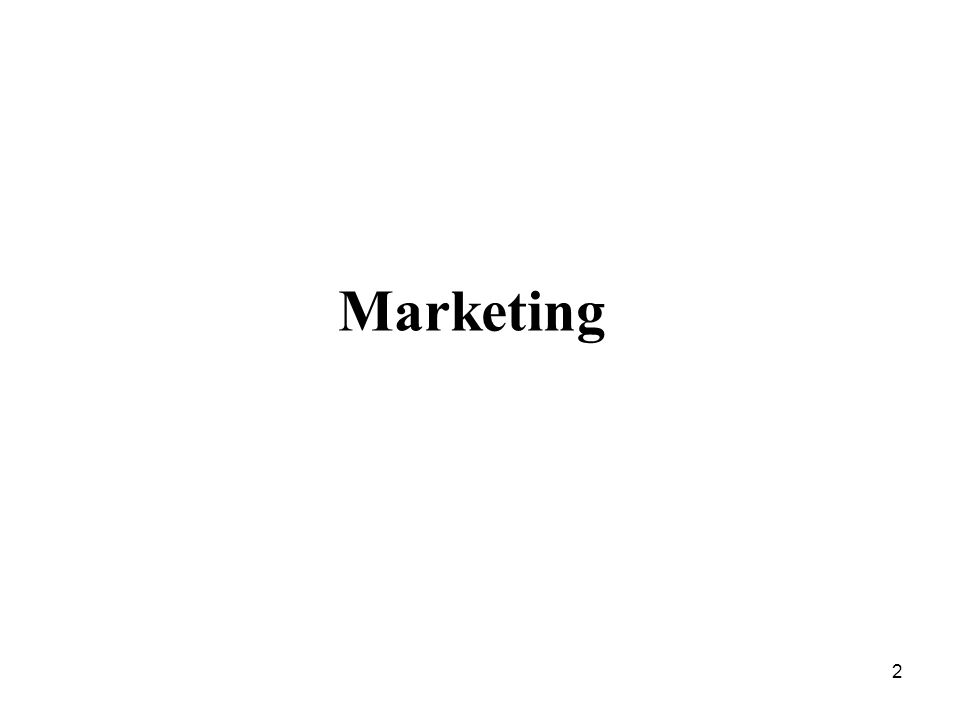 Marketing Quellen: - Meffert - Plinke - Günter - Kotler - Kleinaltenkamp - Absatzwirtschaft.de 3