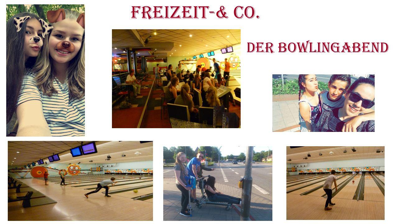 Freizeit-& Co. Der Bowlingabend