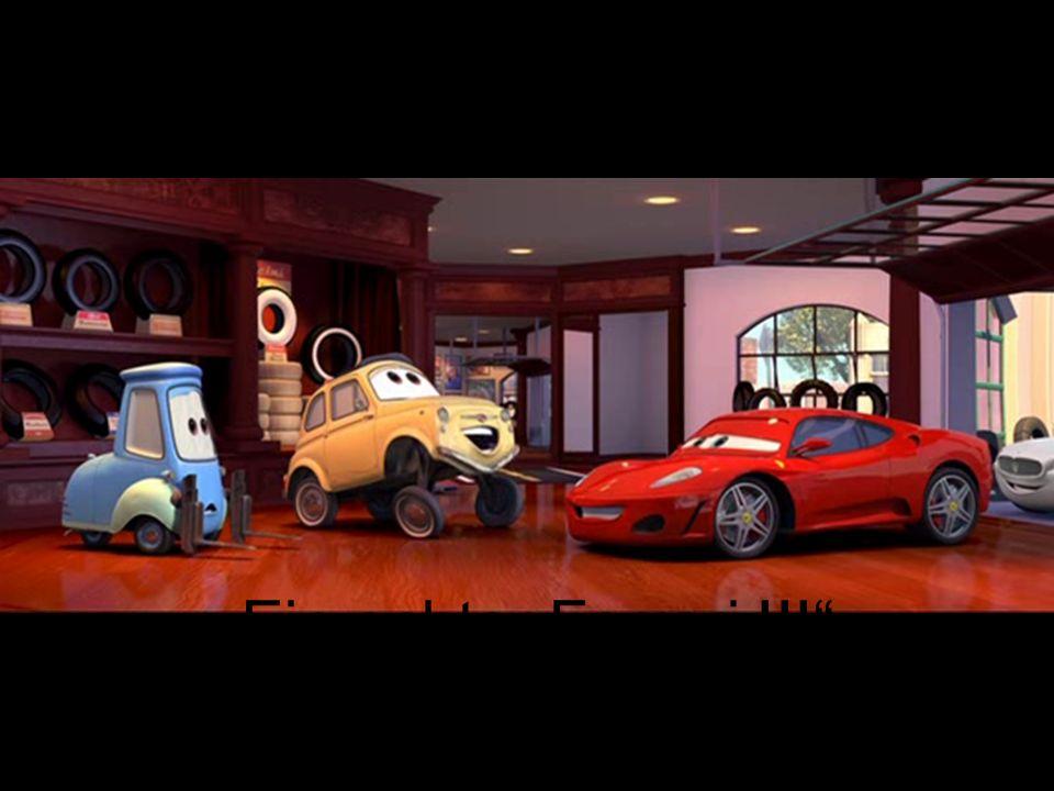 """28 """"Ein echter Ferrari !!!"""