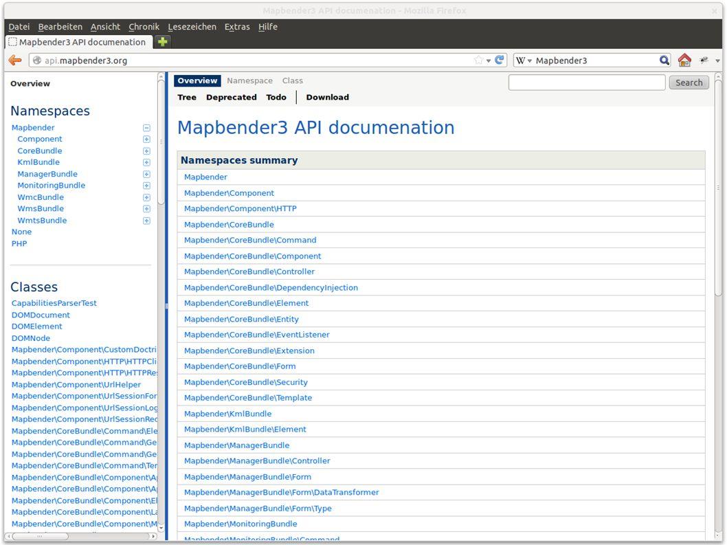 Mapbender3 – INTERGEO 2012 Hannover Uli Rothstein 30 /