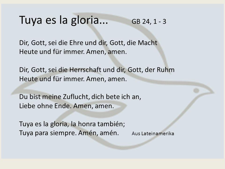 Leite mich GB 310 I: Leite mich in deiner Gerechtigkeit, Ebne vor mir, Gott, deinen Weg.