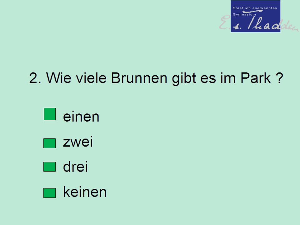 Thadden-Quiz Richtig.