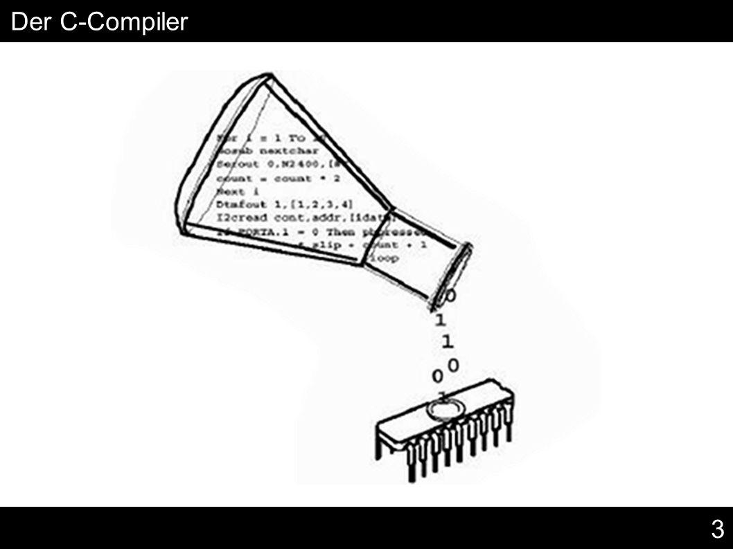 14 Semikolon beim Aufruf sieht natürlicher aus -> Programmierer könnten Semikolons doppelt setzen und damit den Control Flow eines Programms ändern #define RADTODEG(x) ((x) * 57.29578); #define DEGTORAD(x) ((x) * 0.017453); – Warum kein Semikolon am Ende eines Makros.