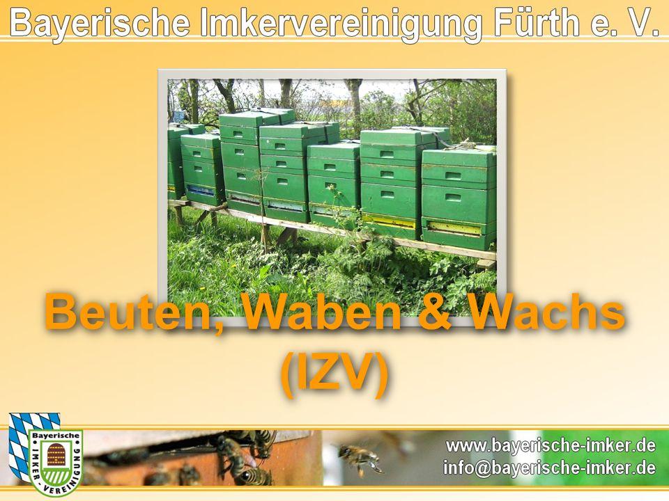 Beuten, Waben & Wachs (IZV)
