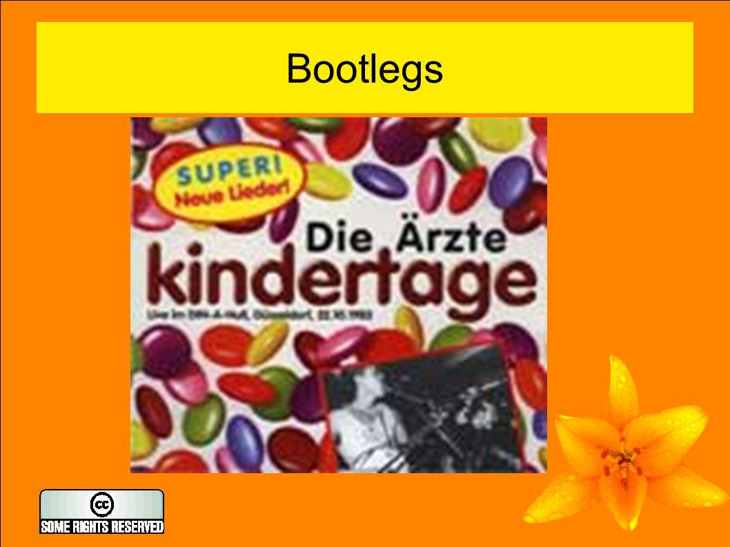 Bootlegs