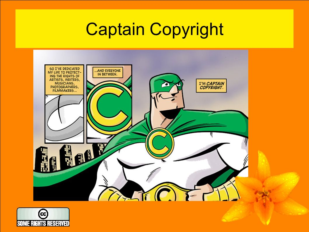Captain Copyright