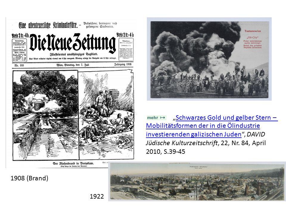 """3. Der Krieg 1916-1918: Steigender Antisemitismus in Wien """"Speisekammer der U-Boote"""