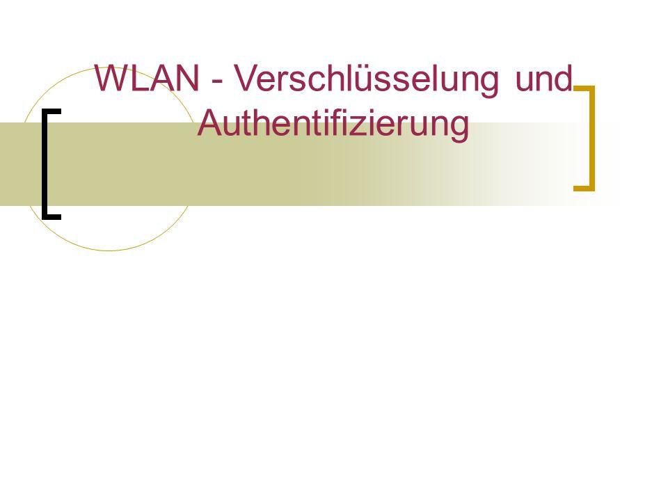 WLAN - Verschlüsselung und Authentifizierung Lennart Kappis Ostseegymnasium Rostock Klasse 11/1 Fach: Informatik