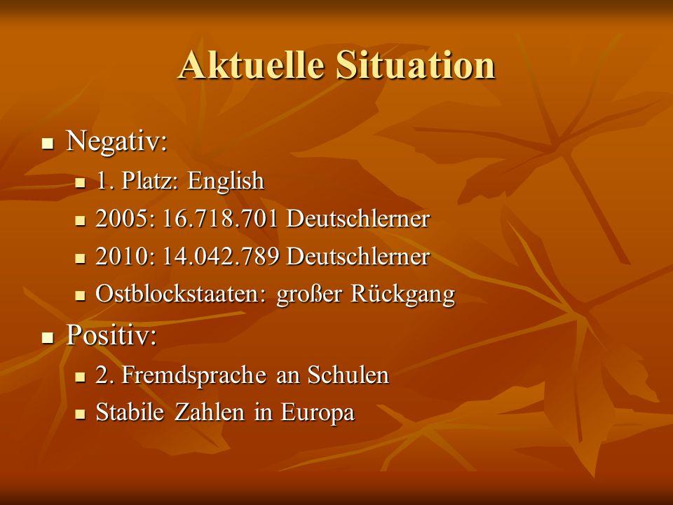 Die Statistiken EuroStat EuroStat EuroStat Das Statistische Bundesamt Das Statistische Bundesamt Die Ständige Arbeitsgruppe Deutsch als Fremdsprache Die Ständige Arbeitsgruppe Deutsch als Fremdsprache