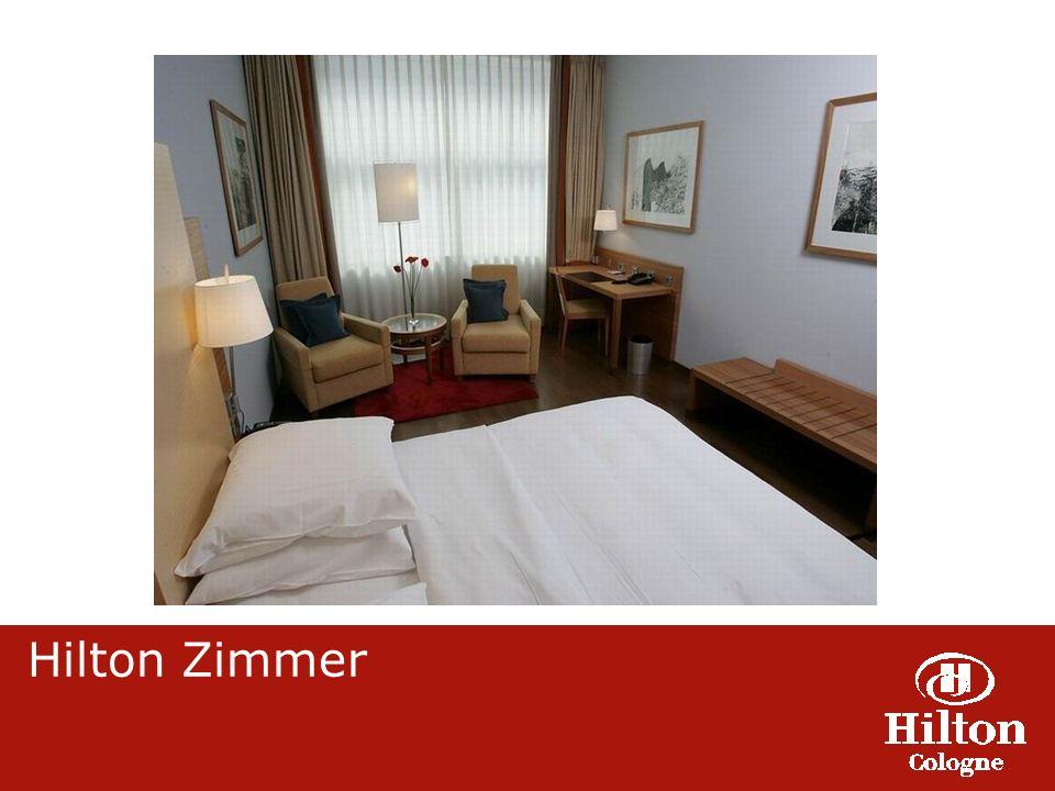 Hilton Zimmer