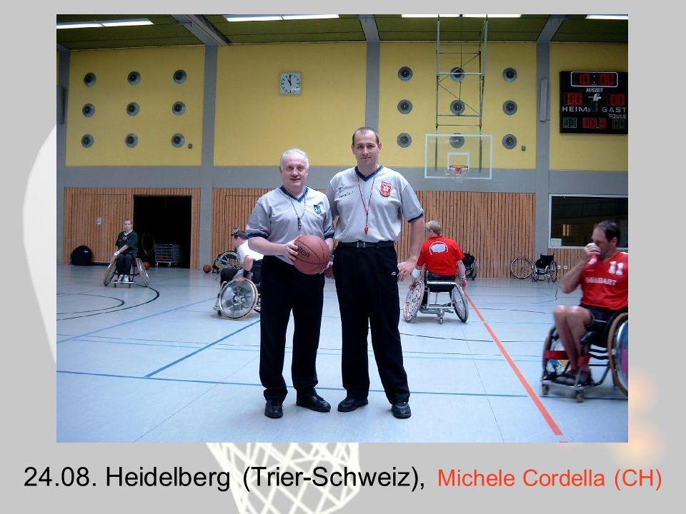 24.08. Heidelberg (Trier-Schweiz), Michele Cordella (CH)