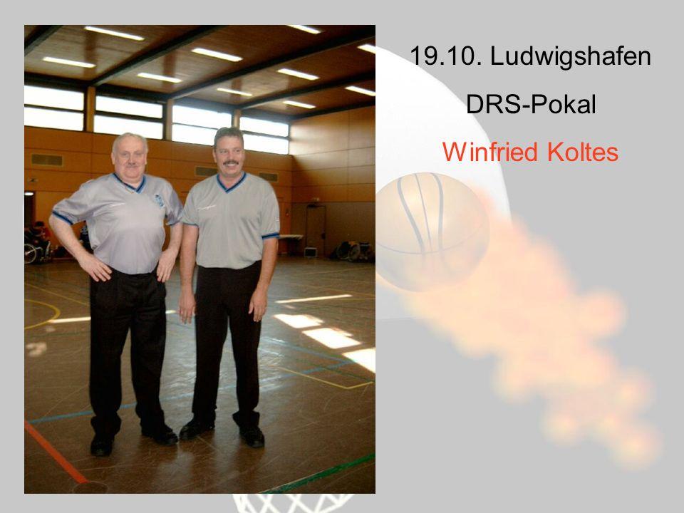19.10. Ludwigshafen DRS-Pokal Winfried Koltes