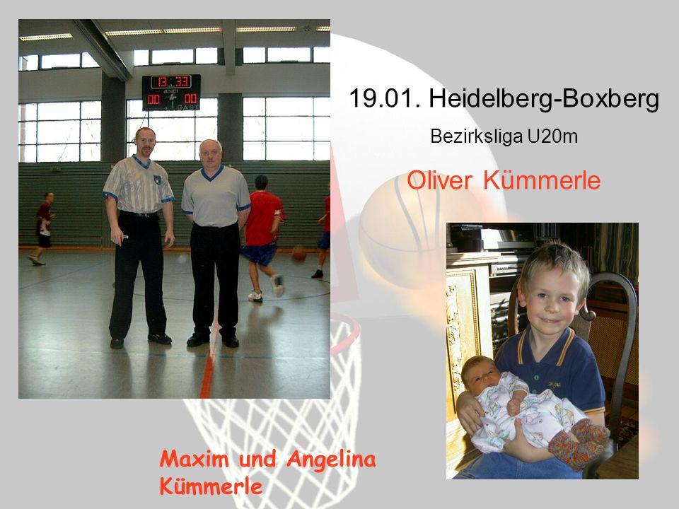 23.11. Berghausen Regionalliga Süd Michael Betz Albert Allman III (USA)