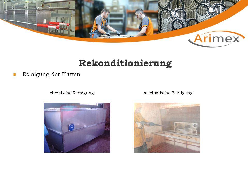 Arimex 7 points 1.Ein Jahr Garantie auf alle ausgeführten Arbeiten 2.