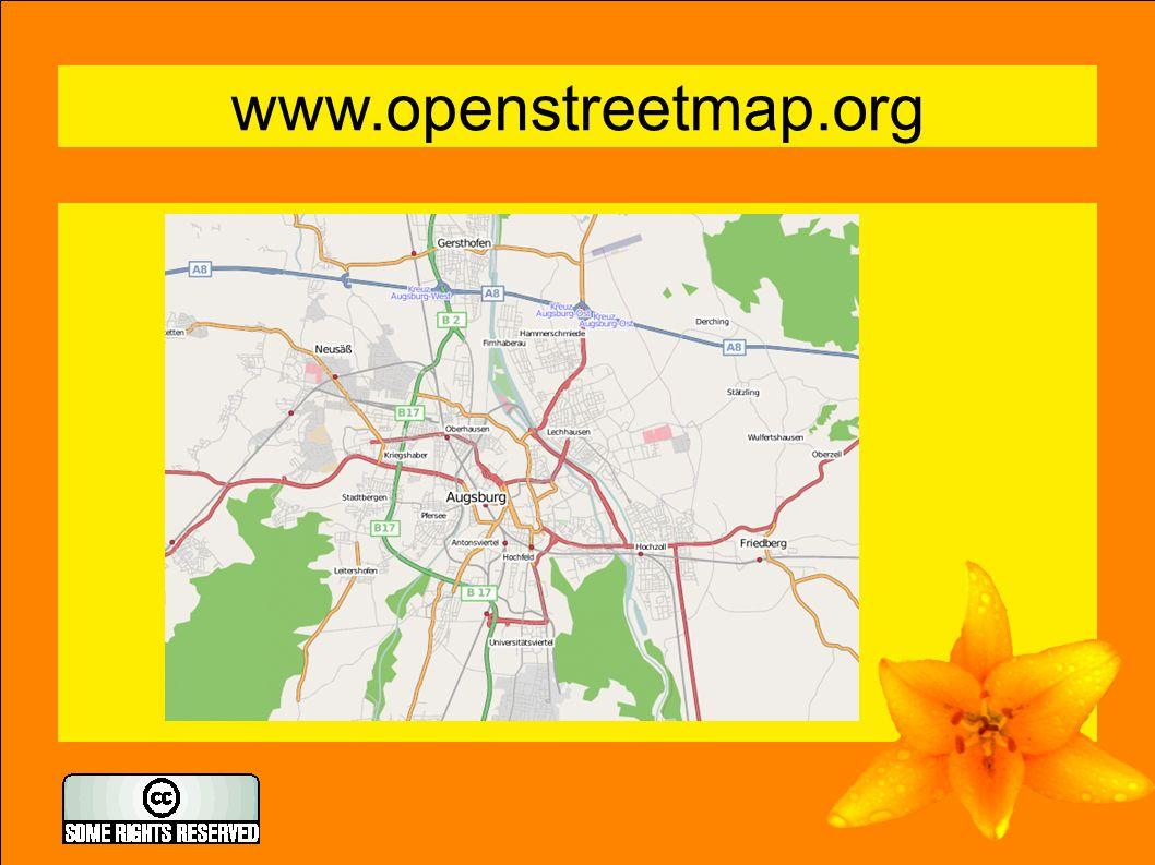 11 www.openstreetmap.org