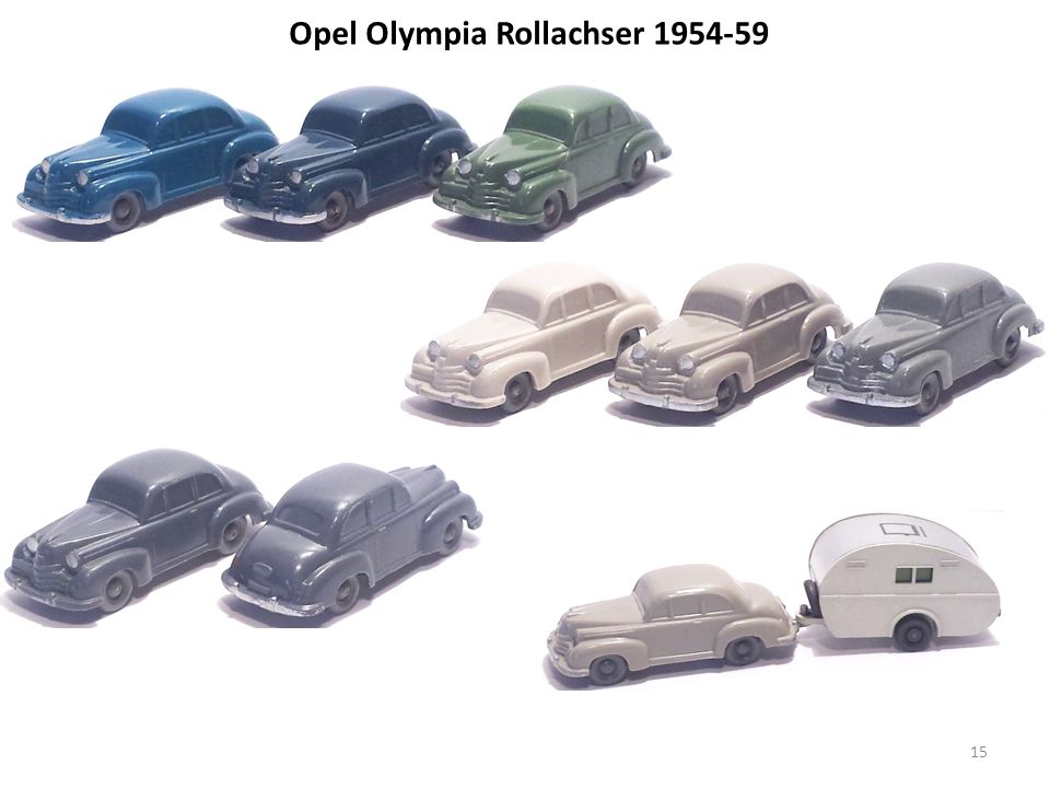 Opel Olympia Rollachser 1954-59 15