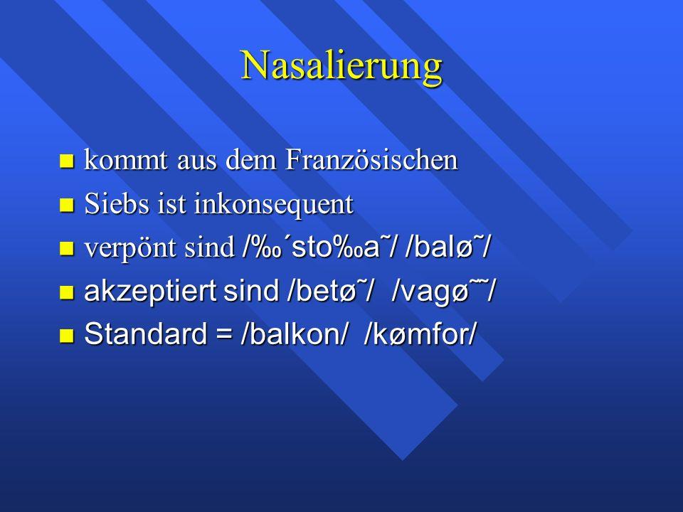 Die Diphthonge /ai/bei/ae/ /ai/bei/ae/ /o,i/Heu Deutsch, läuten /øØ/ /o,i/Heu Deutsch, läuten /øØ/ /au/ Haus, Bau/ao/ /au/ Haus, Bau/ao/