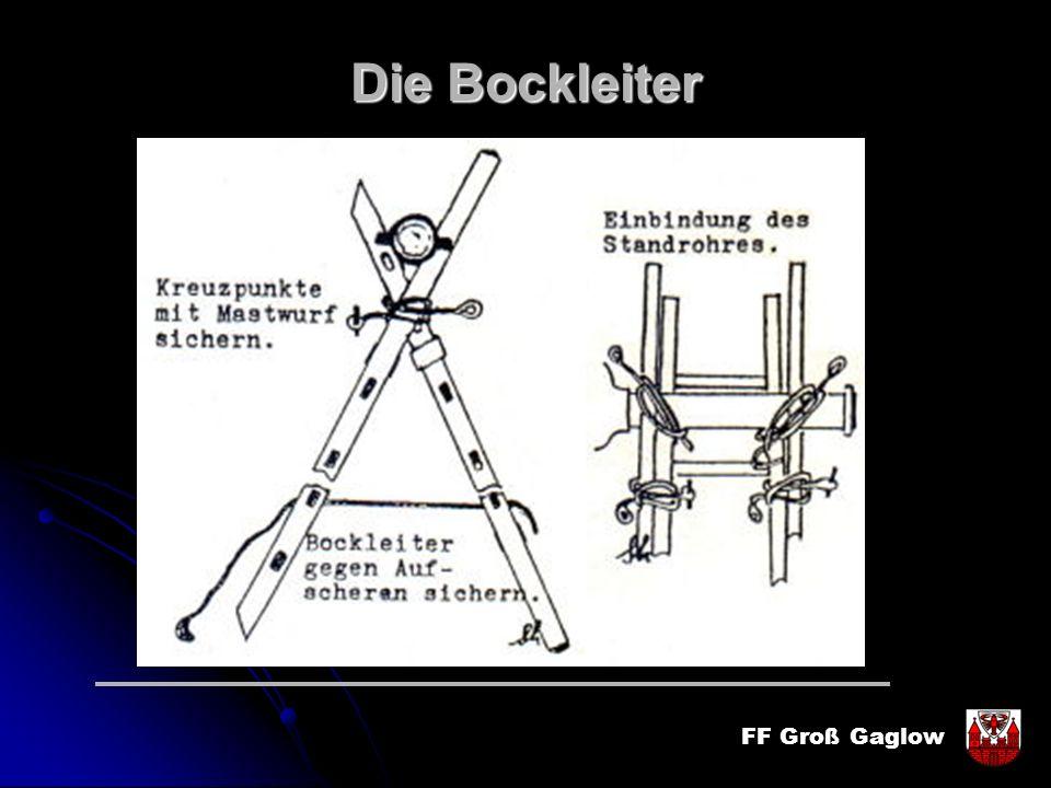 FF Groß Gaglow Die Bockleiter