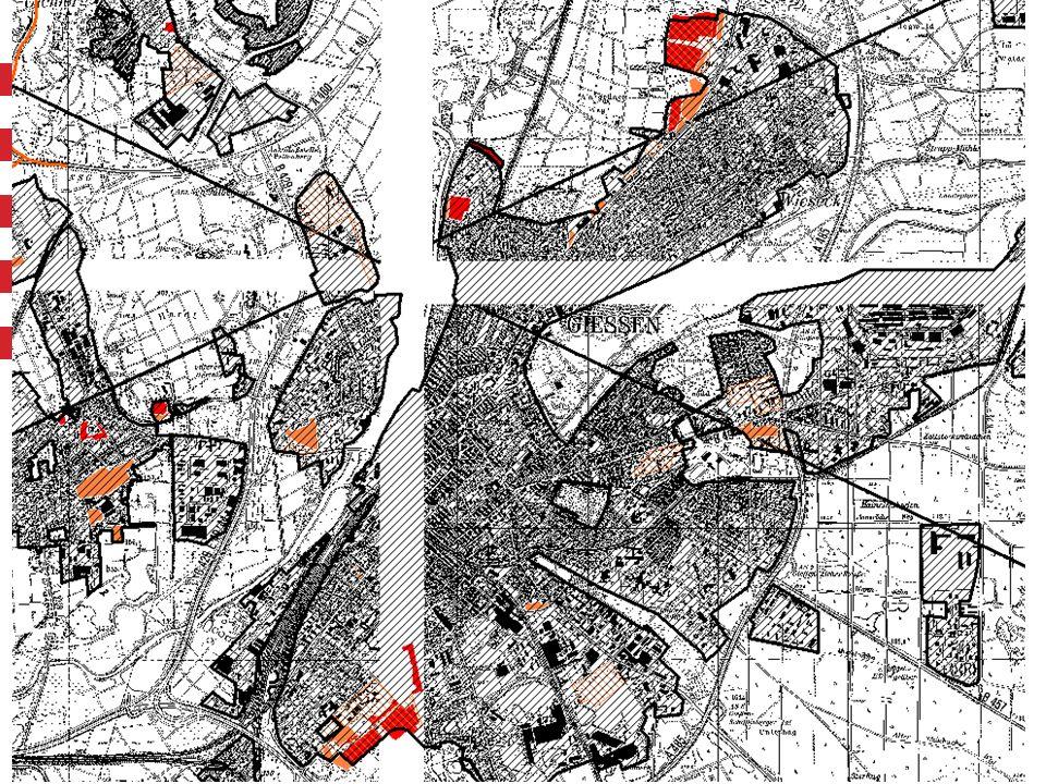 Regierungspräsidium GießenGießen, 25.05.07 Klaus Faulenbach REFINA Siedlungsflächenmanagement 10