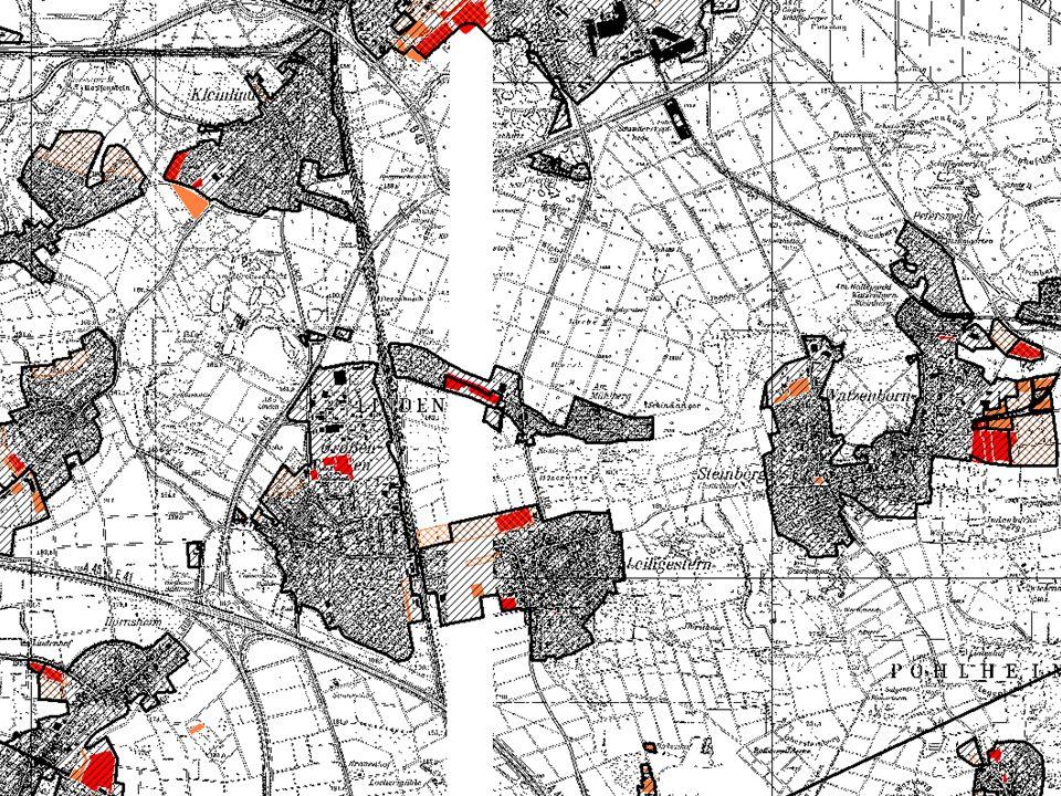 Regierungspräsidium GießenGießen, 25.05.07 Klaus Faulenbach REFINA Siedlungsflächenmanagement 11