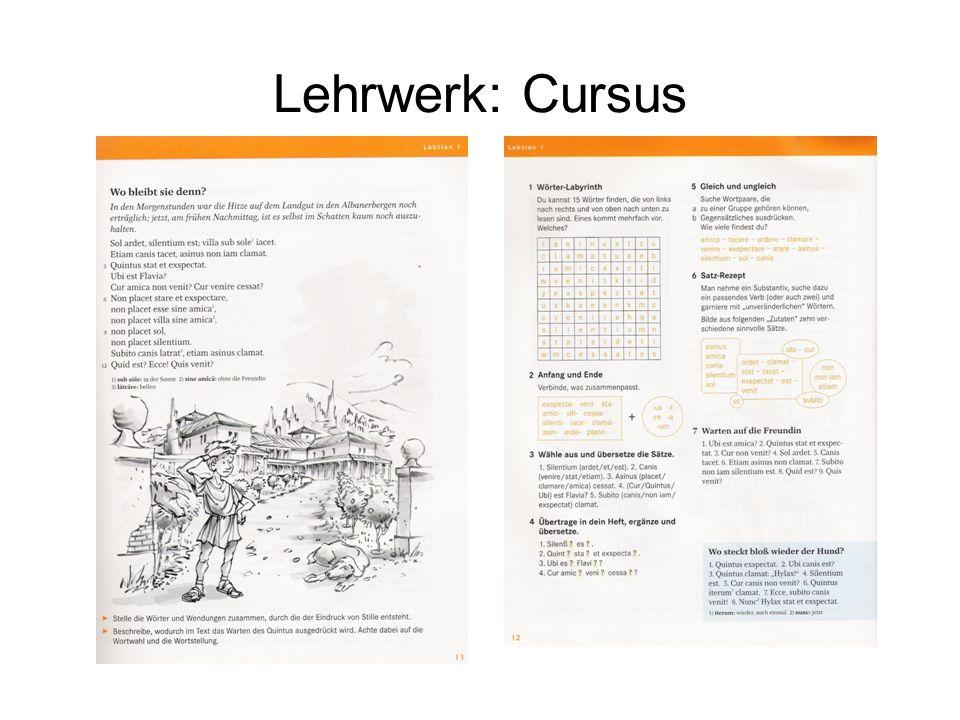 Lehrwerk: Cursus