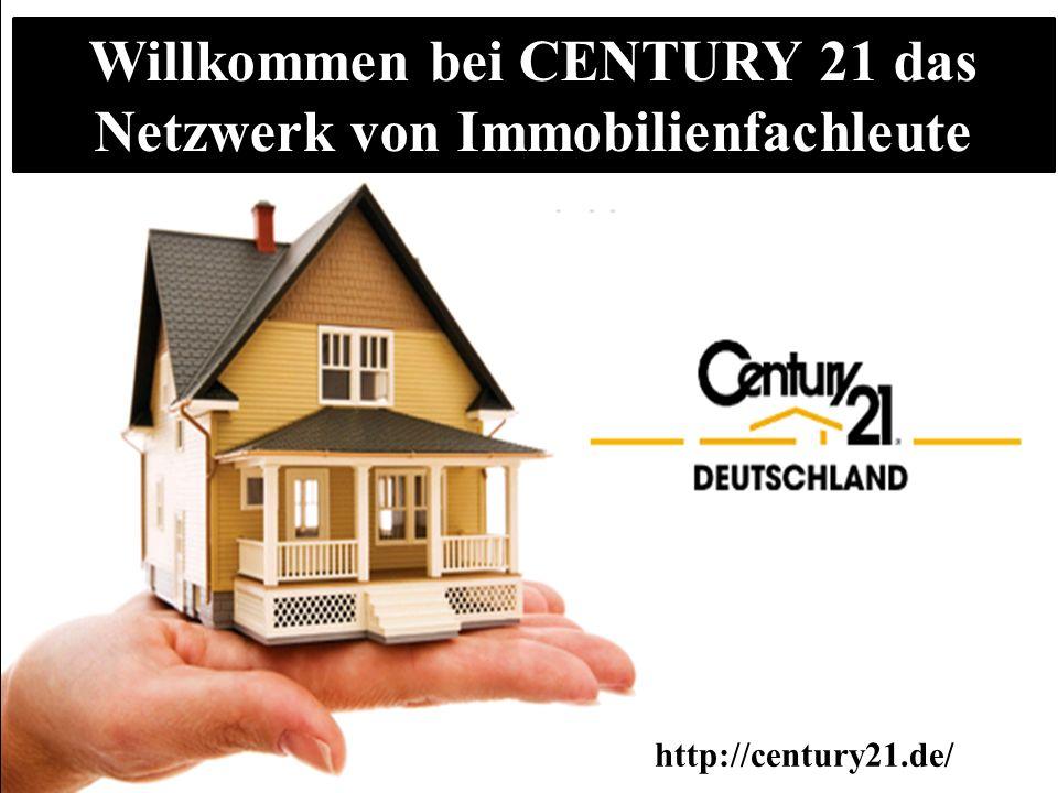 Willkommen bei CENTURY 21 das Netzwerk von Immobilienfachleute http://century21.de/