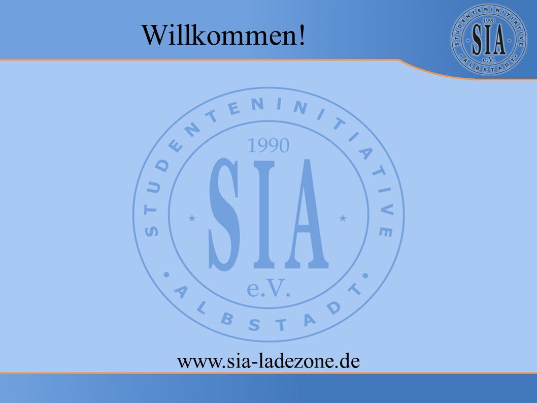 Willkommen! www.sia-ladezone.de