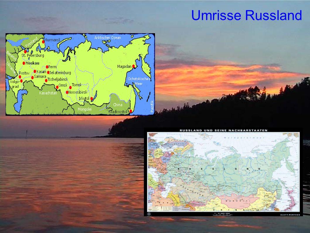 Umrisse Russland