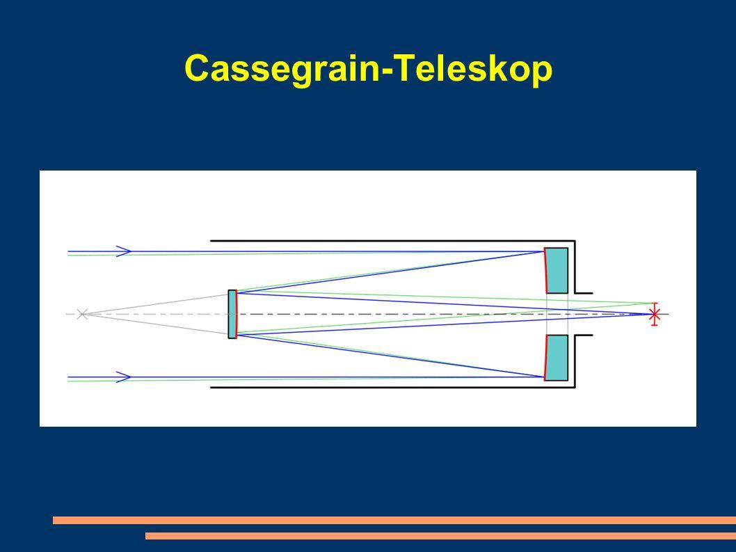 Cassegrain-Teleskop