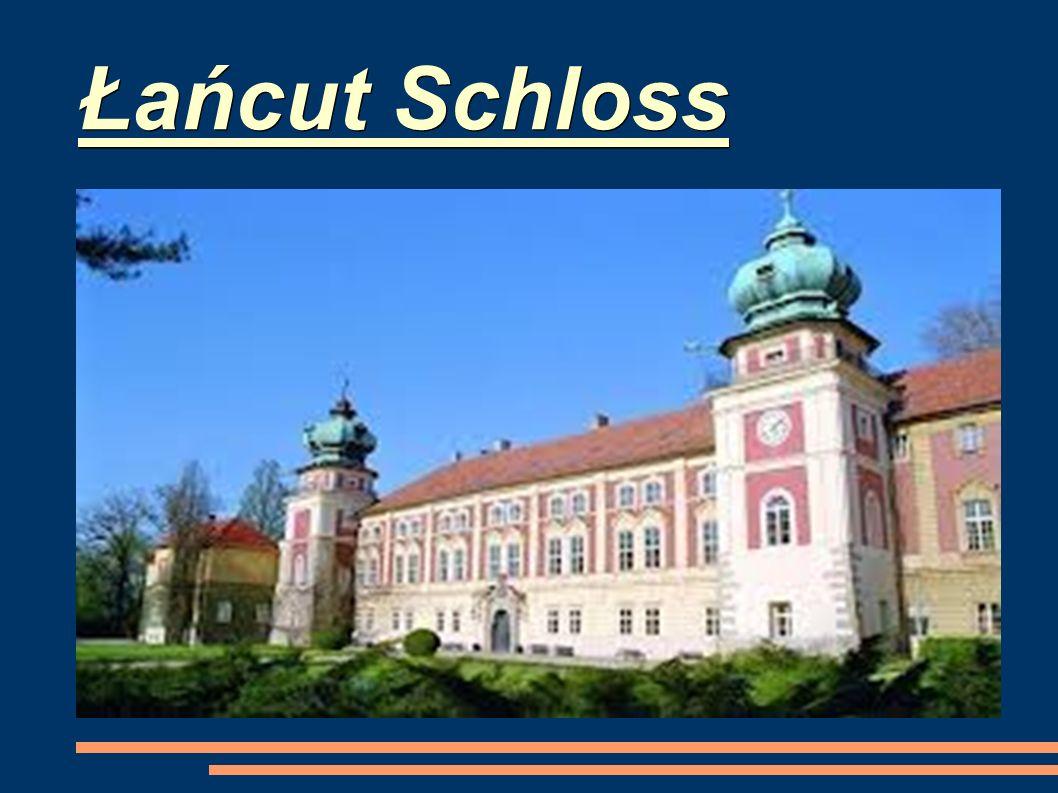 Łańcut Schloss
