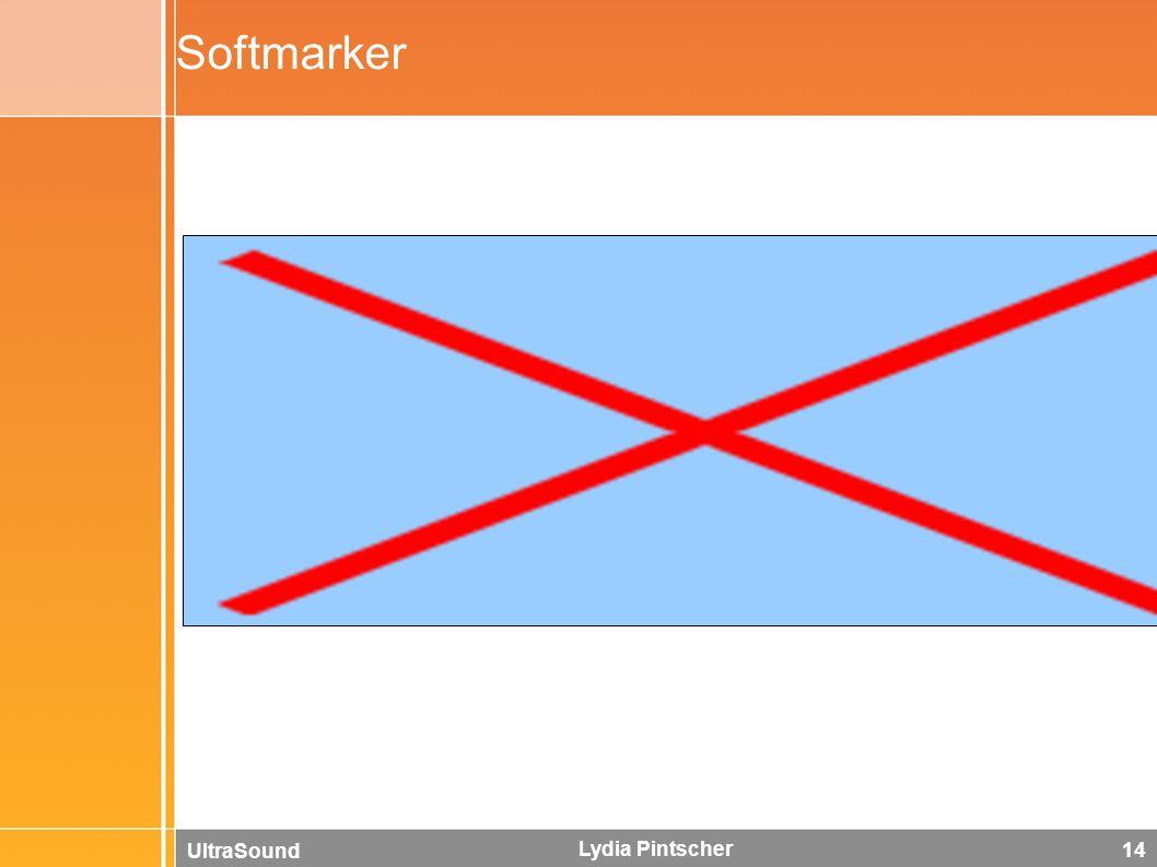 UltraSound Lydia Pintscher 14 Softmarker