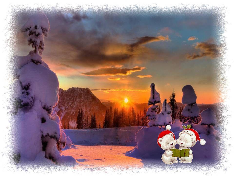 Ich wünsche dir schöne und weite Ausblicke in das Land deines Lebens. Aber der Weitblick darf das Schöne vor deinen Augen nicht übersehen, die Farben,