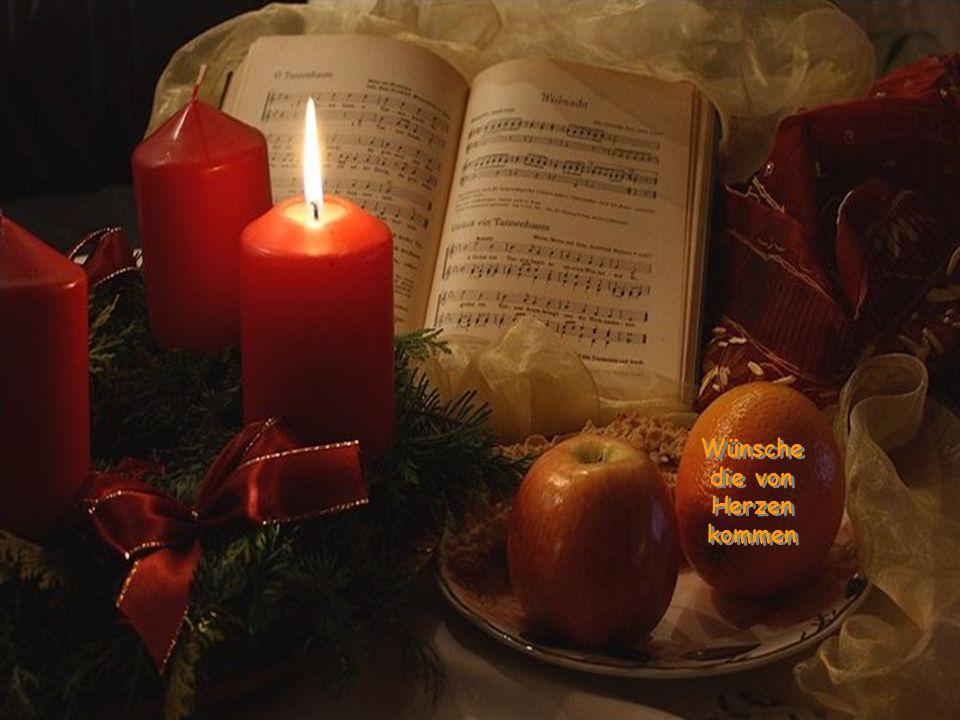 Wünsche die von Herzen kommen Wünsche die von Herzen kommen