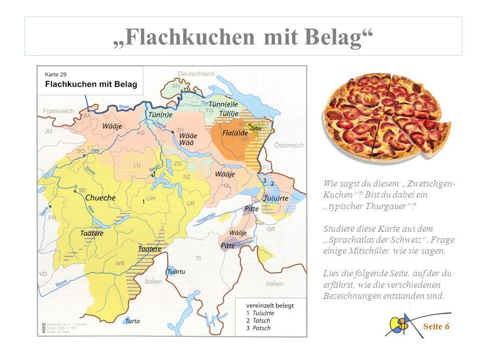 """""""Flachkuchen mit Belag Seite 6 Wie sagst du diesem """"Zwetschgen- Kuchen ."""
