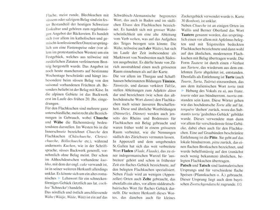 """die """"Beggeligrenze im Thurgau Seite 8 Wie sagst du dem."""