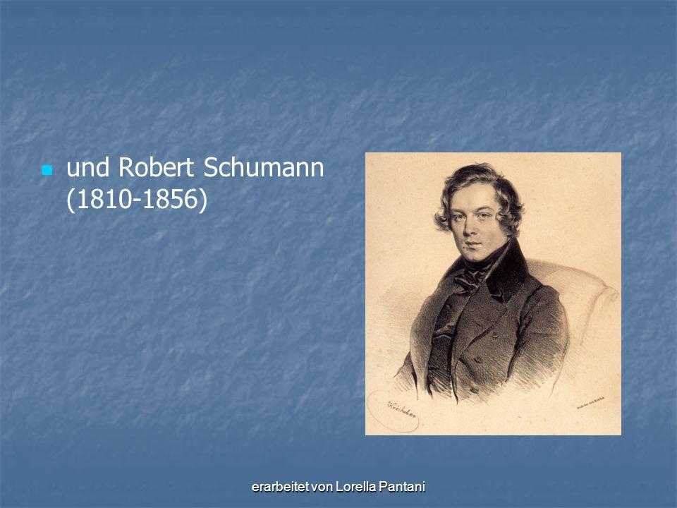 erarbeitet von Lorella Pantani Ludwig van Beethoven (1770-1827) Man kann Beethoven sowohl als Klassiker als auch als Romantiker bezeichnen, weil es bei ihm die klassische Formstrenge und die freie, subjektive, romantische Phantasie gibt.
