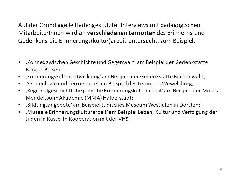 Lernorte Lernortbeispiele 'Deutsch-polnisches Nachbarschaftsverhältnis ' : a) Europa-Universität Viadrina in Frankfurt (Oder)/Collegium Polonicum b) Spurensuche in Schlesien 19