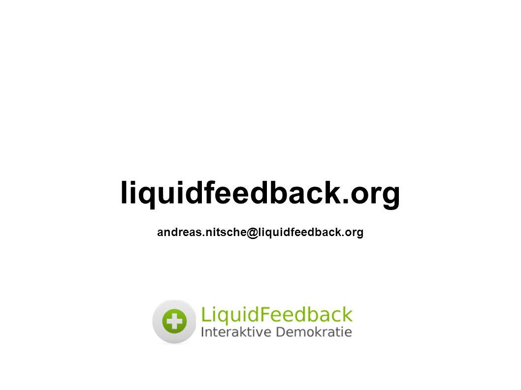 liquidfeedback.org andreas.nitsche@liquidfeedback.org