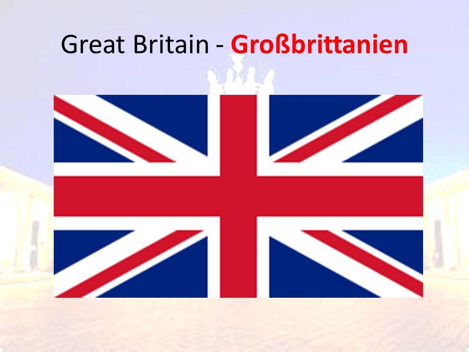 Great Britain - Großbrittanien