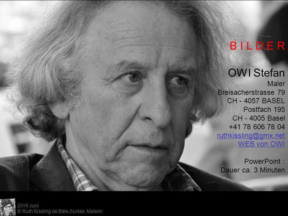 Ruth de Bâle Öl auf Leinwand 2011 - Arte BinningenArte Binningen Riesenwerk Bilder von OWI Photo von Gaudenz Lüdin, selig Je 50 x 100